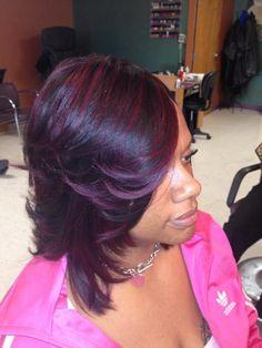 Ethnic Hair Weave 115