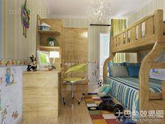 2014 European-style children's room decoration effect picture 2016