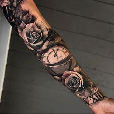 Best Sleeve Tattoo Designs For Guys - Best Full Arm Sleeve Tattoos For Men: Cool. - Best Sleeve Tattoo Designs For Guys – Best Full Arm Sleeve Tattoos For Men: Cool Sleeve Tattoo De - Trendy Tattoos, Unique Tattoos, New Tattoos, Body Art Tattoos, Small Tattoos, Tattoos For Women, Tattoos Pics, Tatoos Men, Tattoo Ink