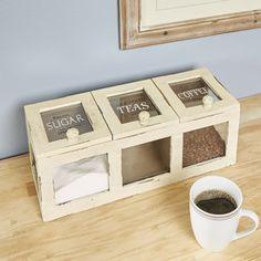 Dunmore Coffee & Tea Holder