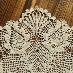 Beige crocheted doily.  A wonderful decoration, original gift for friends and loved ones can be used as decor pillows, clothing, etc.  Material: 100% mercerized cotton.  Color: light beige .  Max. size approx. 37cm (14,5 inches).  Please note that due to the different color resolution of individual computers and camera settings the actual colors might be slightly different.  Care instructions: Gentle hand wash in warm water using delicate tools. It should be spread out to dry on a flat…