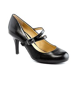 Gianni Bini Reese Mary Jane Pumps *sigh* If only I could wear heels I would buy the black and red.