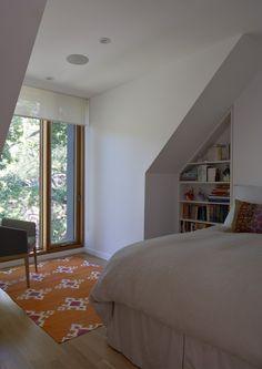 The Three Dormer House, a family home in Toronto, Canada BY SUPERKÜL architects