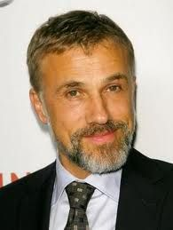Christoph Waltz...there's something sexy about a man who can act as well as he acts