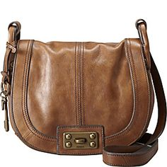 Fossil Vintage Re-Issue Flap Crossbody - Camel - want this when/if back in stock