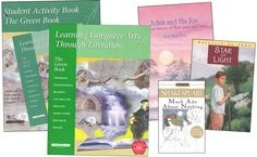 Learning Language Arts Through Literature Complete Package Green | Main photo (Cover)