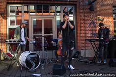 LUPID bei den Knust Acoustics 2016 - Soundhelden | Hamburgs Musikpinnwand