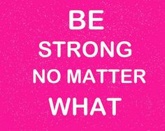 Be strong Ladies! Things get hard in life sometimes. But, we will overcome it! Pnk Quotes, Sign Quotes, Motivational Pictures, Motivational Words, Inspirational Quotes, Go Pink, Pink Love, Breast Cancer Survivor, Breast Cancer Awareness