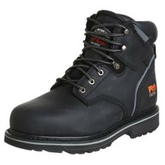 """Timberland PRO Men's Pitboss 6"""" Steel-Toe Boot Timberland, http://www.amazon.com/dp/B000XETPPY/ref=cm_sw_r_pi_dp_Z0Ayqb1Z8A1PX"""