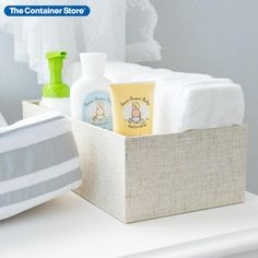 Our Linen Cambridge Drawer Organizers are a sophisticated, well-designed solution for keeping lingerie, undergarments, hosiery and accessories organized, visible, accessible and protected. Choose from four sizes to create a customized drawer organization solution. Plus, they're perfect for nurseries too!