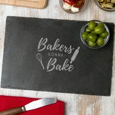 Just launched! 'Bakers Gonna Bake' Serving Board  http://www.blueponystyle.com/products/bakers-gonna-bake-serving-board?utm_campaign=crowdfire&utm_content=crowdfire&utm_medium=social&utm_source=pinterest