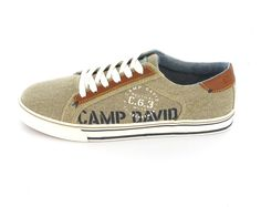 camp david canvas sneaker high top