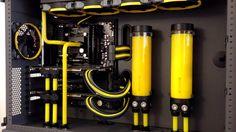 Premium PC Water cooling setup