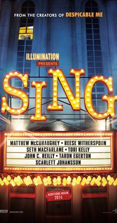 Sing, de C. Lourdelet  ***