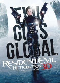 "Resident Evil: Retribution ""Evil Goes Global"""