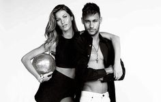 Gisele Will Award the World Cup Trophy Because She's More Popular than the President #WorldCup #FIFA2014