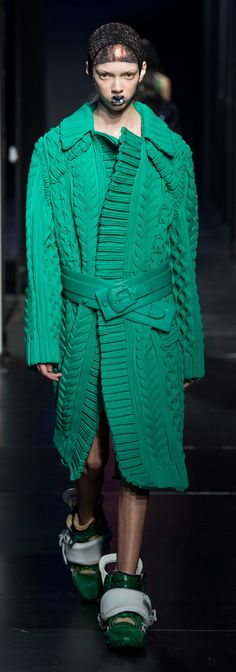 The CRAZIEST runway looks of 2012; Fashion Weeks from all over the