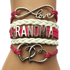 Do You Love Your Grandma? Express Your Love With This Free Bracelet While Supplies Last! Click To Order Now.