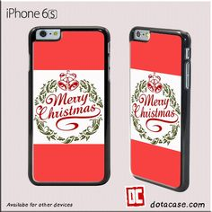 Merry Christmas For Iphone 6/6S Case