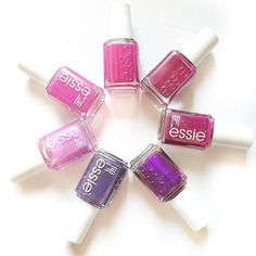 essie polishes are what dreams are made of.
