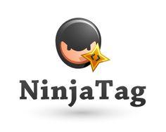 Here's a collection of fierce ninja logo design ideas for your inspiration that will serve as your training ground in designing ninja logos. I Ped, Hibachi Restaurant, Ninja Logo, Brand Identity, Branding, Dojo, Black Belt, Graphic Art, Logo Design