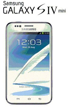 Samsung's Galaxy S4 Mini to be Released Before the Arrival of Apple's iPhone 5S