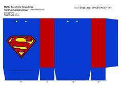 Uau! Veja o que temos para Sacolinhas Herois - Super Homem 2 Superman And Superwoman, Superman Baby, Batman Vs Superman, Superman Birthday Party, Superhero Party, Wonder Woman Party, Hero Girl, Super Party, Supergirl