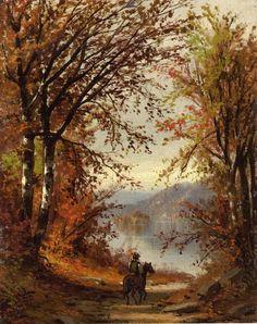 Landscape by Jasper Francis Cropsey