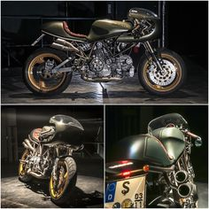 Soulmoto – El Chupacabra. Via the Bike Shed. #ducati #motorcycle #caferacer #motorsports #tw