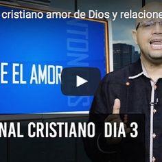 Devocional cristiano 3: El #Amor de #Dios y relaciones en parejas. #charlesmilander http://youtu.be/_CWKlxF2zeE?a