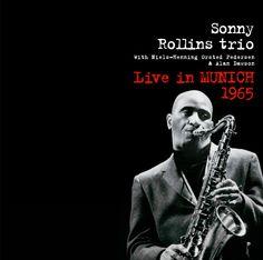Sonny Rollins Live in Munich 1965  - Concept & design by comunicom.es