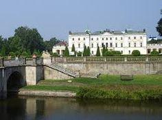 Białystok- pałac Branickich -Poland-barok