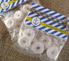 sailboat party theme | Nautical Candy Buffet | Make Create Do