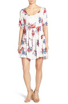 Somedays Lovin Floral Print Dress available at #Nordstrom