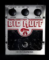Big Muff Pi Settings for Siamese Dream