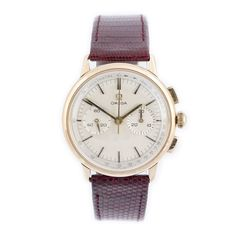 Omega Chronograph 18 k guld via MarCels. Click on the image to see more!