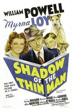 Shadow of the Thin Man (1941)