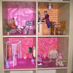 handmade doll houses the alyssa handmade doll house for 18 inch dolls american girl dol. Black Bedroom Furniture Sets. Home Design Ideas