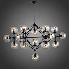 178.58$  Watch now - http://ali19a.worldwells.pw/go.php?t=32790904611 - 110v 220v Loft Spider Lamp Pendant Lights Hanglamp Lampa Iluminacion Interior Lustres De Sala Hanging Lamp Aydinlatma Lamparas 9