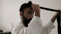 The Way I Dress: Mr Waris Ahluwalia by Chris Floyd. The first in the second series of films commissioned for Mr Porter. Shot in The Mercer Hotel in New York City, February 2012.