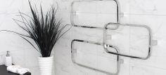 CORTO| DCShort  Using towel rails as functional wall art.  New Zealand
