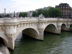 Paris. Pont Neuf.