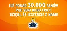 Bobo Frut fan page: www.facebook.com/bobofrut