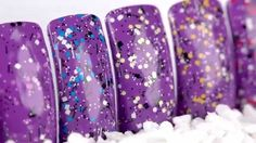 #sprinkles #nailart #carbon-colors #nails  Haltbare Nageldesigns mit den Jolifin Carbon Colors UV-Nagellacken lassen sich jetzt noch vielfältiger und ausgefallener verzieren. Mit den neuen Carbon Colors Effect-Coats sprinkles erzielst Du fantastische Effekte. In diesem Video möchten wir Dir die funny sprinkles zeigen. Hier findest Du die Carbon Colors Effekt Coats sprinkles: http://www.prettynailshop24.de/shop/jolifin-carbon-colors-sprinkle-effect-coat-video_353.html#Produkte