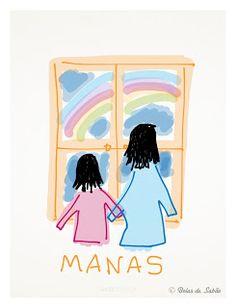 Bolas de Sabão: Janela das Manas