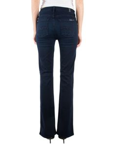 NWT 7FAM KIMMIE SEXY & CURVY BOOT CUT CONTOURED WAIST, DEAR COCO WASH, SIZE 29 #7ForAllMankind #BootCut #ebay #sale