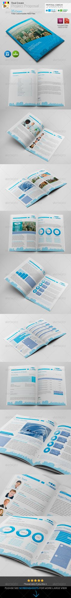 Project Proposal Template Bundle w  Invoice \ Contract Parágrafo - proposal for a project