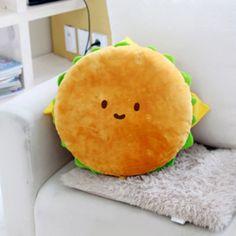 ★ Coussin burger