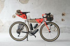 Chuck is a Bike that Can Rough it with You