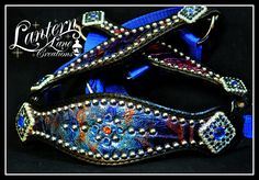 Multi color crinkle patent leather, swarovski crystals, bright silver hardware.